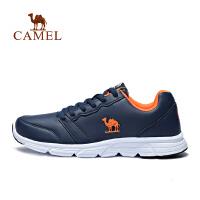 camel骆驼运动情侣跑步鞋 男女休闲轻便耐磨舒适运动鞋
