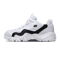 【11月21日秒杀价:319】Skechers斯凯奇情侣鞋男女款复古厚底老爹鞋休闲鞋运动鞋88888001