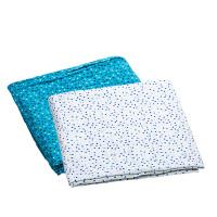 【加拿大童装】Gagou Tagou 儿童毛巾被纯棉新生儿抱毯纱毯印花宝宝毛毯婴儿盖毯空调被夏凉被毯子被子家居用品