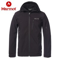Marmot/土拨鼠户外运动M2软壳衣轻量防泼水弹力透气防风外套