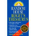 【预订】Random House Roget's Thesaurus