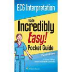 预订 ECG Interpretation: An Incredibly Easy Pocket Guide临床医学
