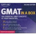 KAPLAN GMAT IN A BOX 英文原版