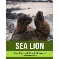 【预订】Sea Lion: Fun Facts & Cool Pictures