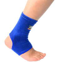 红双喜护踝 保暖护踝 保护脚踝 羽毛球/乒乓竹炭 156腈纶护踝