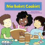 预订 Nia Bakes Cookies [ISBN:9781467711722]
