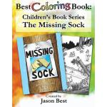 预订 Best Coloring Book: Children's Book Series - The Missing