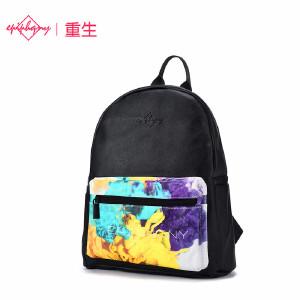 【支持礼品卡支付】epiphqny重生韩版双肩包小清新校园迷你书包学院风女背包