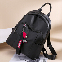女士包包旅行背包书包新款韩版潮百搭时尚牛津布帆布双肩包