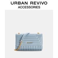 URBAN REVIVO2021春夏新品女士配件时尚多功能包包AW12TG3N2000
