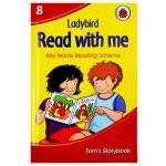 Read with Me Tom's Storybook 跟我读#8:汤姆的故事书
