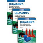 预订 Ullmann's Energy, 3 Volume Set: Resources, Processes, Pr