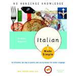 【预订】Italian Made Simple Revised and Updated