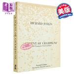【中商原版】香槟的味道:我所品鉴过的8000种香槟 英文原版 A Scent of Champagne 理查德朱林 S