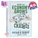 【中商原版】小岛经济学 : 鱼、美元和经济的故事 How an Economy Grows and Why It Cr