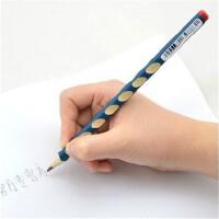 德国STABILO思笔乐儿童HB三角铅笔322 矫正书写握姿铅笔