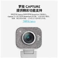 罗技(Logitech)Pro C920 分辨率 1920x1080 高清网络摄像头 黑色 1080P高清视频录制,软