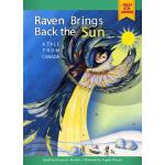 预订 Raven Brings Back the Sun: A Tale from Canada [ISBN:9781