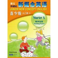 新概念英语青少版(入门级A)教学挂图