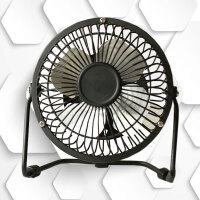 迷你4寸6寸usb风扇夏季静音便携带风扇 桌面宿舍办公室手持电风扇