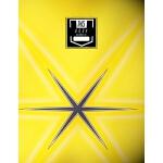 预订 Sheet Music Notebook: Yellow Star - Blank Sheet Music, L