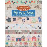 预订 Moda All-Stars - All in a Row: 24 Row-By-Row Quilt Desig