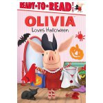 Ready to Read 1: Olivia TV Tie-in: Olivia Loves Halloween I