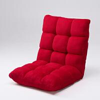 【品牌直供】日本SANWA 100-SNC041R 14档可调节折叠沙发 懒人沙发榻榻米单人创意可爱小沙发电脑椅