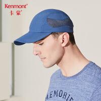 kenmont男士凉帽 速干棒球帽 户外男帽 夏天防嗮鸭舌帽防晒网球帽3002