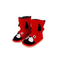 【159元任选2双】暇步士童鞋女童休闲时尚靴子雪地靴马丁靴 P61136 DP9184 DP9111 P61268 D