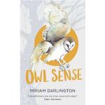 【中商原版】感知猫头鹰 英文原版 Owl Sense 生物科学 Miriam Darlington