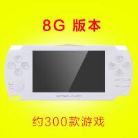 2018新款 掌上游��C PSP游��C酷孩X8�|摸屏幕4.3街�C 游��C掌�C ��C�伺�
