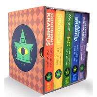 【预订】Hazy Dell Press 5-Book Gift Set