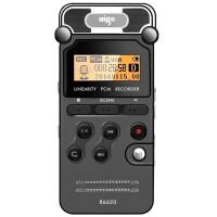 爱国者(aigo)录音笔 R6620 8G专业高清远距离录音声控降噪 待机长微型 R6620/8G