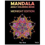 预订 Midnight Edition Mandala: Street Relieving Adult Colorin