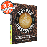 Coffee Obsession 痴迷咖啡【英文原版 咖啡圣经 百科全书 DK 咖啡文化】