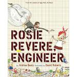 预订 Rosie Revere, Engineer [ISBN:9781419708459]