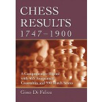 预订 Chess Results, 1747-1900: A Comprehensive Record with 46