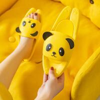 儿童拖鞋夏季男童女童室内中大童家用家居软底防滑软底亲子凉拖鞋