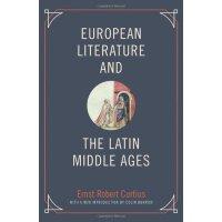 英文原版 欧洲文学与拉丁中世纪 Ernst Robert Curtius 库尔提乌斯 European Literatu