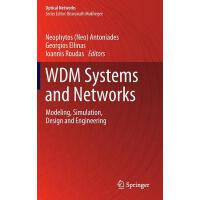 预订 Wdm Systems and Networks: Modeling, Simulation, Design a
