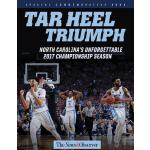 预订 Tar Heel Triumph: North Carolina's Unforgettable 2017 Ch