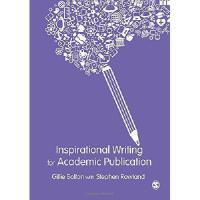 【预订】Inspirational Writing for Academic Publication978