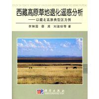 西藏高原草地退化遥感分析――以藏北高原典型区为例