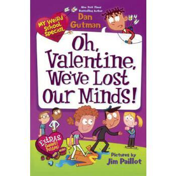 【预订】Oh, Valentine, We've Lost Our Minds! 预订商品,需要1-3个月发货,非质量问题不接受退换货。