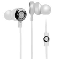 【当当自营】MONSTER/魔声 CLARITY HD 灵晰 入耳式手机通用耳机重低音线控耳塞耳机 时尚白