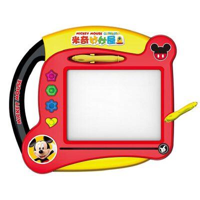 Disney 迪士尼 米奇妙妙屋 彩色神奇画板 DS-1590 磁性画板多色画板 当当自营