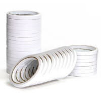 胶带 双面胶带 宽1.2cmx长10y 粘性强 双面胶纸 1.2cm纸质双面胶