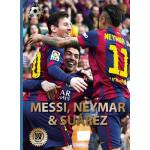 【预订】Messi, Neymar, and Suarez: The Barcelona Trio