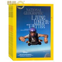 美国国家地理杂志 英文版 旅游图书2020年1月起订全年12期订阅新刊订阅 杂志订阅